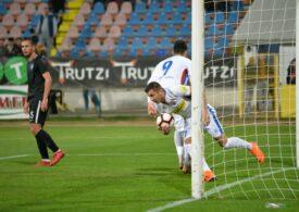 Liga 1: FC Botoșani e cu un pas în play-off, după victoria cu Viitorul. Elevii lui Mircea Rednic spun adio top 6