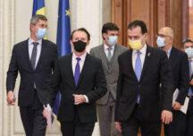 Liderii coaliției