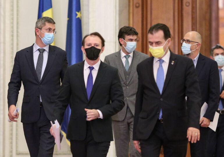 După 6 ore de discuții, liderii coaliției s-au înțeles și au semnat un acord suplimentar. USR PLUS anunță mâine dimineață propunerea pentru Ministerul Sănătății