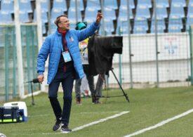 Liga 1: Chindia câștigă ușor cu Poli Iași și rămâne lidera din play-out