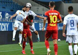 Liga 1: Egal cu multe evenimente și ratări între FCSB și Universitatea Craiova la Giurgiu