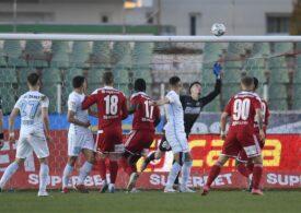 Liga 1: FCSB pierde pe teren propriu cu Sepsi OSK și ratează o șansă imensă de a se distanța de CFR Cluj