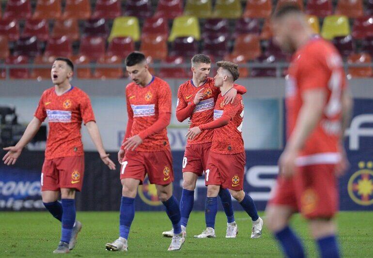 FCSB primește o veste excelentă înainte de play-off