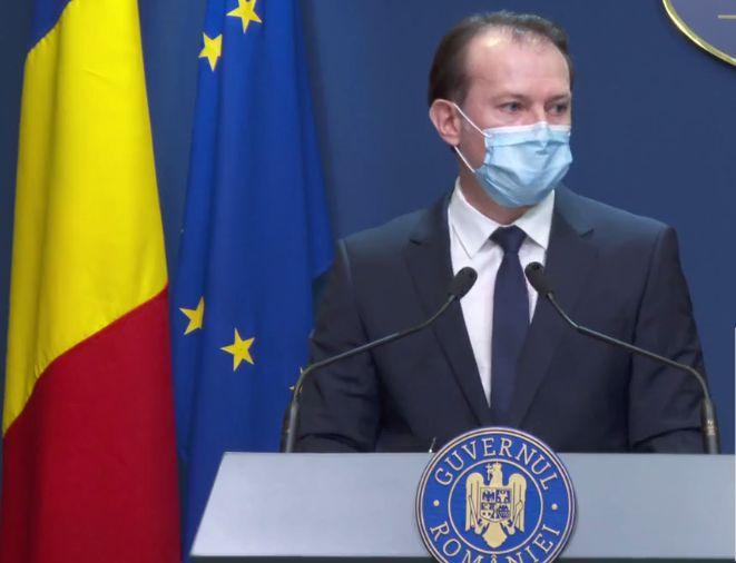 Cîțu își propune ca de la 1 iunie să revenim la normalitate: În România, nu se va aplica certificatul verde