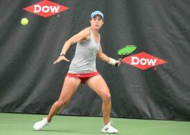 Gabriela Talabă, la o singură victorie de prima ei calificare pe un tablou principal de turneu WTA, la Charleston