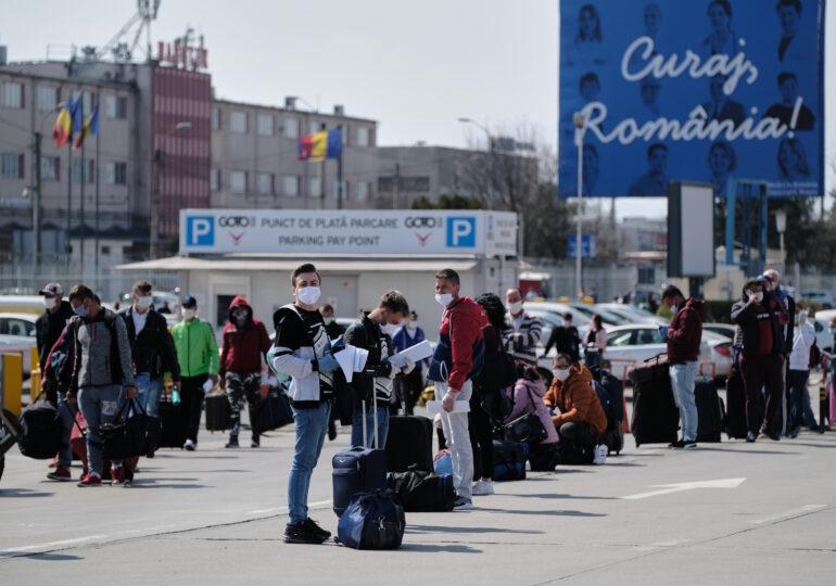 270.000 de români merg la muncă în Germania anul acesta