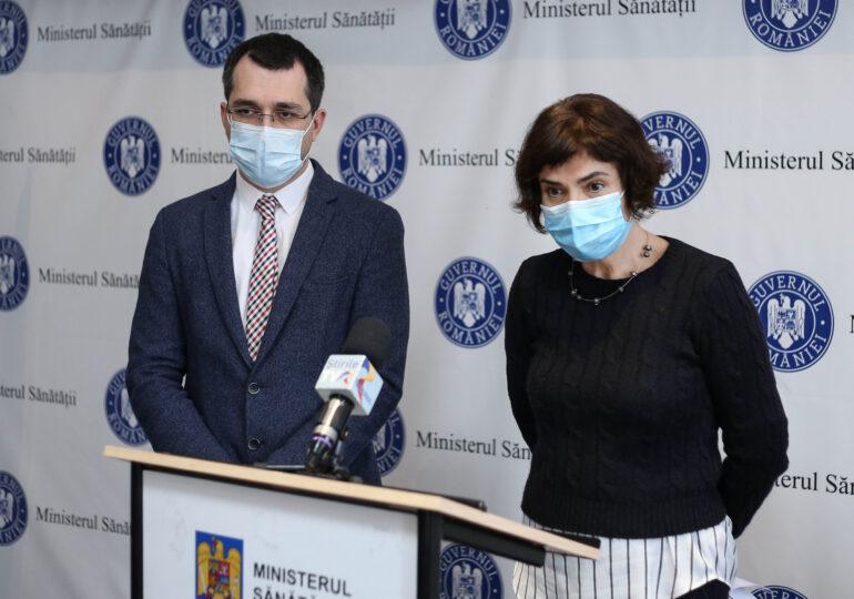 """Vlad Voiculescu și Andreea Moldovan au fost demiși. <span style=""""color:#ff0000;font-size:100%;"""">UPDATE</span> Ministerul Sănătății a rămas fără conducere, coaliția de guvernare stă pe un butoi cu pulbere"""