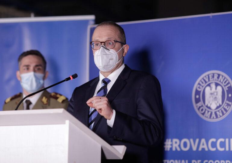 Directorul OMS Europa, la București: Am trei mesaje de transmis