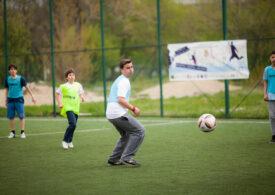 Intrare liberă, pentru oricine dorește, pe terenurile de sport ale școlilor din Sectorul 6