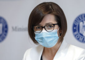 Ioana Mihăilă, noul ministru al Sănătății, spune că va continua proiecte începute de Vlad Voiculescu, însă mandatul este al ei