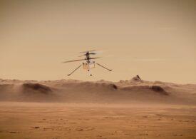 Roverul Perseverance a făcut un selfie pe Marte, în care apare şi elicopterul Ingenuity (Foto)