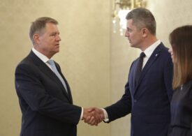 Iohannis s-a întâlnit cu Barna să înțeleagă de ce se ceartă coaliția
