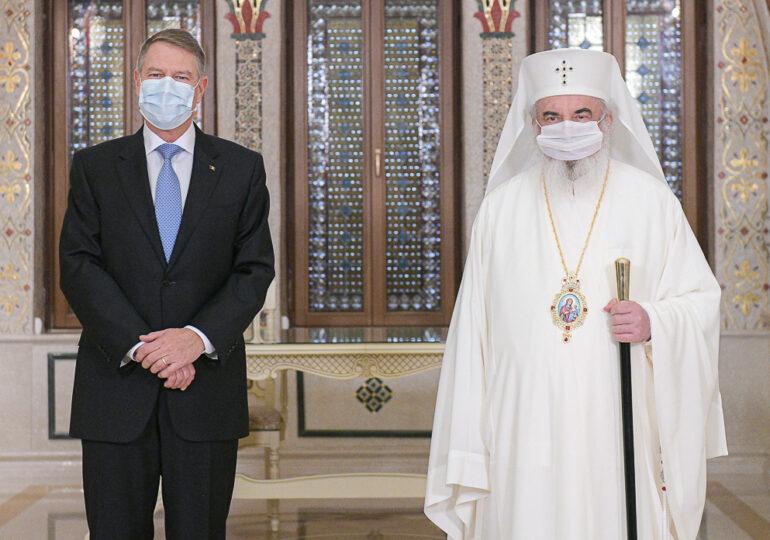 Iohannis îl decorează pe PF Daniel, la 70 de ani. Cum va arăta petrecerea de la Palatul Patriarhiei