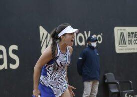 Surpriză uriașă în finala turneului WTA de la Bogota, câștigat de o tânără din apropierea locului 200 în clasament