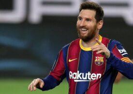 Preşedintele Laporta, ''convins'' că Messi va juca la Barcelona şi în sezonul următor
