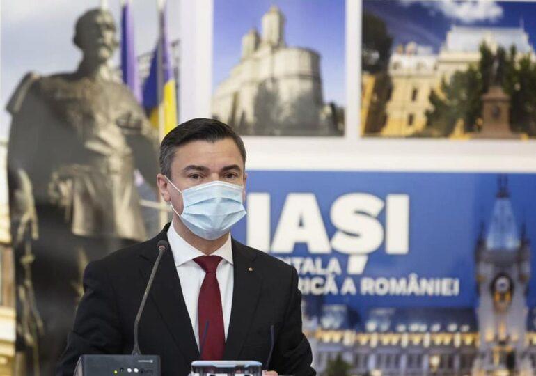 Bugetul Iașiului a fost adoptat. Chirica a reușit cu ajutorul unui consilier USR PLUS