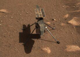 NASA amână zborul istoric pe Marte al micului elicopter Ingenuity