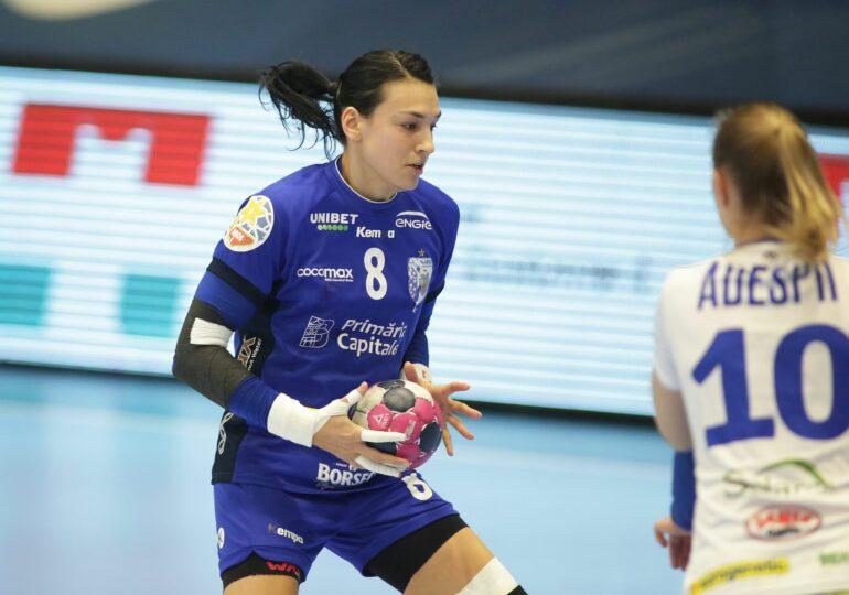 Cristina Neagu a urcat din nou pe primul loc în clasamentul golgheterelor din Liga Campionilor