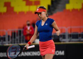 Monica Niculescu anunță schimbări majore pentru ziua decisivă a partidei România - Italia din Fed Cup