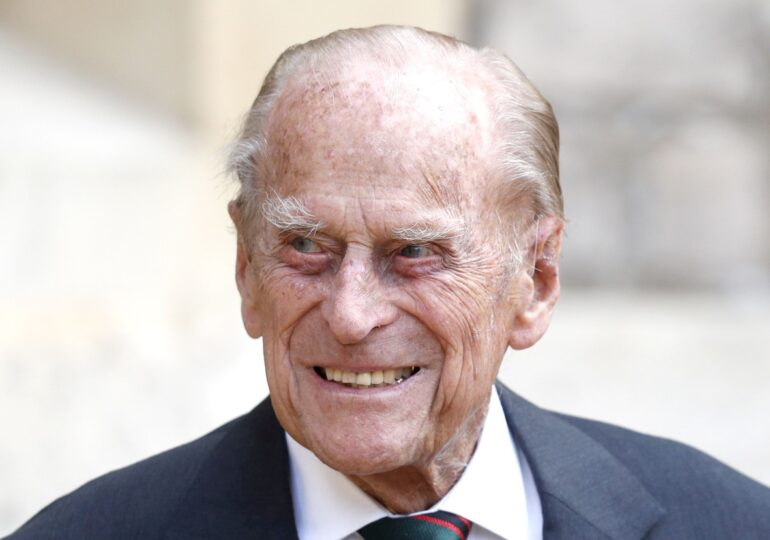A murit prinţul consort Philip, soţul reginei Marii Britanii