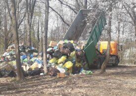 Cum a ajuns Romprest să descarce camioane de gunoi urât mirositor în parcul Herăstrău. Care sunt pagubele și cum s-ar putea rezolva problema