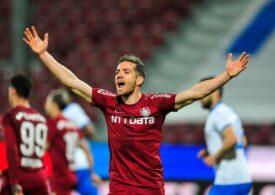 CFR Cluj a luat decizia finală în cazul lui Chipciu