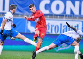 Liga 1: FCSB, învinsă de Universitatea Craiova