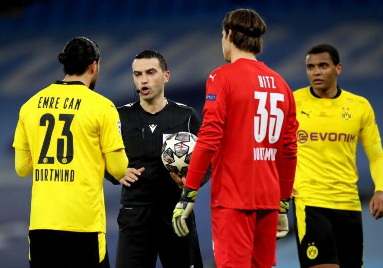 """Ovidiu Hațegan, puternic contestat după arbitrajul de la Manchester City - Borussia Dortmund: """"Cel mai bun transfer al lui City"""""""