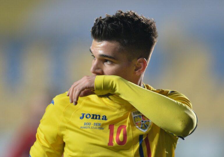 Tensiuni la echipa națională: Ianis Hagi nu se înțelege cu un jucător important