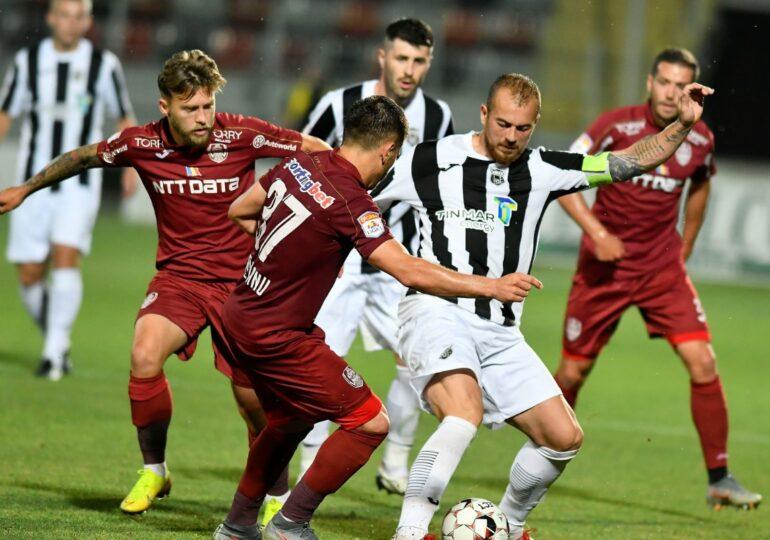 CFR Cluj a cedat definitiv un jucător