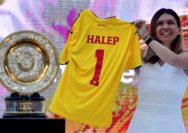 """Simona Halep i-a spus lui Chris Evert de ce iubește atât de mult România: """"Nu voi pleca niciodată de aici"""""""