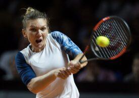 Simona Halep riscă să primească o amendă din partea forului mondial WTA, dacă se va retrage și de la Stuttgart