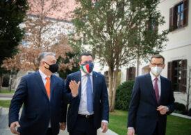 Viktor Orban a pus bazele unei alianțe conservatoare, alături de Polonia şi Italia