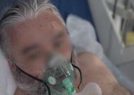 Pacienți COVID internați la ATI apar într-o campanie de conștientizare a efectelor pandemiei (VIDEO)