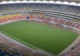 Gazon de ultimă generație pe Arena Națională