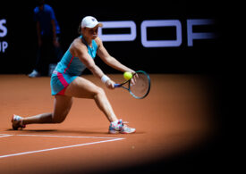 Ashleigh Barty o învinge pe Petra Kvitova la Madrid