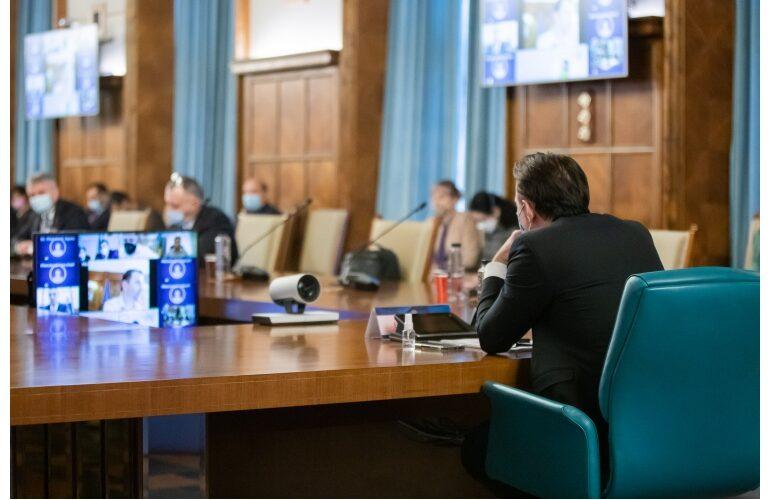 USR-PLUS ia în calcul să nu participe la şedinţa de Guvern de joi: Nu mai avem încredere în premierul Cîţu