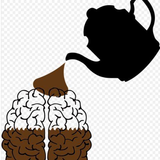 Cafeaua, consumată zilnic, schimbă structura creierului