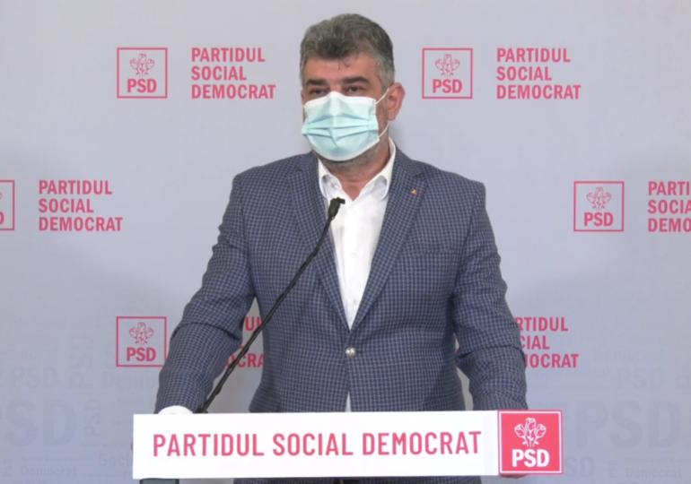 Marcel Ciolacu: Liviu Dragnea este trecutul. CEx-ul se transformase într-un pluton de execuţie
