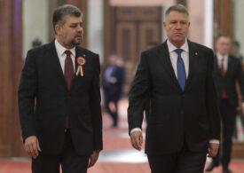 """Iohannis transmite PSD că PNRR nu e o """"jucărică politică"""": <i>Nu e ca la BAC. România e în mainstream</i>. Ciolacu îl acuză că minte """"ca un şcolar prins cu temele nefăcute"""""""