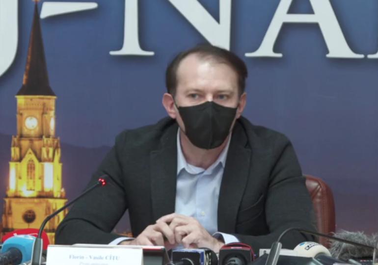 Cîțu, despre acuzaţiile lui Vlad Voiculescu: Nu am timp să comentez declarațiile celor din Opoziție zilnic