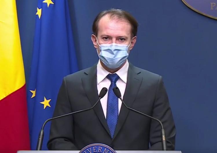 Cîțu a făcut declarații pe tema demiterii lui Voiculescu, la o oră după anunțul pe Facebook