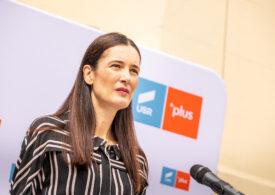 Clotilde Armand: Cîțu a dat foc coaliţiei de guvernare pentru lupta internă din PNL. Mizerabil şi mişelesc