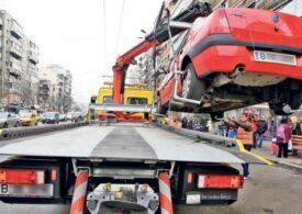 Clotilde Armand anunță că maşinile parcate neregulamentar sau abandonate pe domeniul public vor fi ridicate