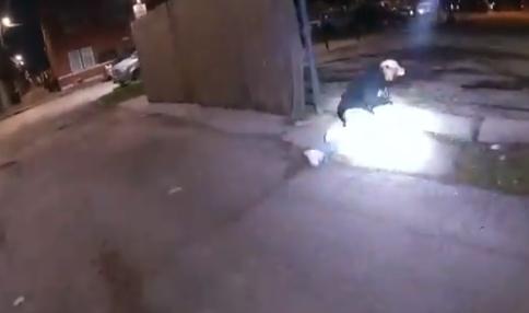 Un copil de 13 ani e împușcat mortal de un polițist din Chicago, în timp ce ridică mâinile în sus (Video)