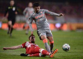 Liga 1: Dinamo pierde pe teren propriu