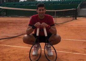 """Djokovic îi răspunde lui Nadal: """"Nu sunt obsedat de nimic"""""""