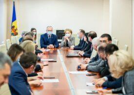 Tentativă de acaparare a Curții Constituționale la Chișinău