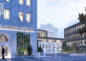 Un restaurant, o berărie şi o cafenea vor fi construite în  locul fostei fabrici de bere Griviţa
