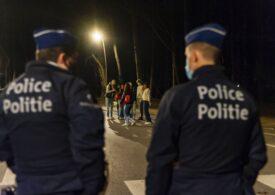 Confruntări între poliţie şi manifestanţi, în Bruxelles, din cauza confuziei privind un festival